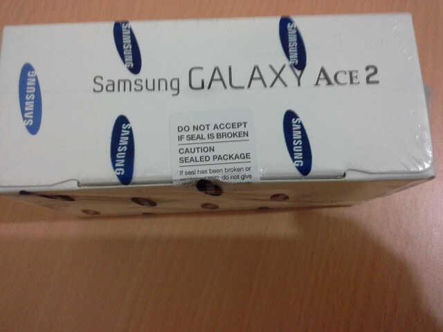 Samsung Galaxy Ace 2 BNIB (New) MURAH!!