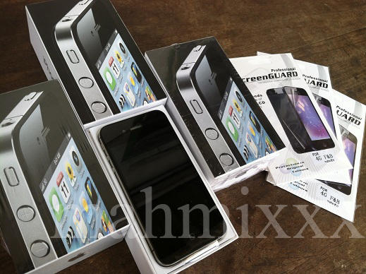 iphone 4 cdma 32GB hitam black / white putih like NEW termurah garansi COD Bandung