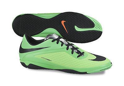 OPEN PO Pre Order Nike 2014 Hypervenom Phelon IC LIME/BLK-PSN GRN original