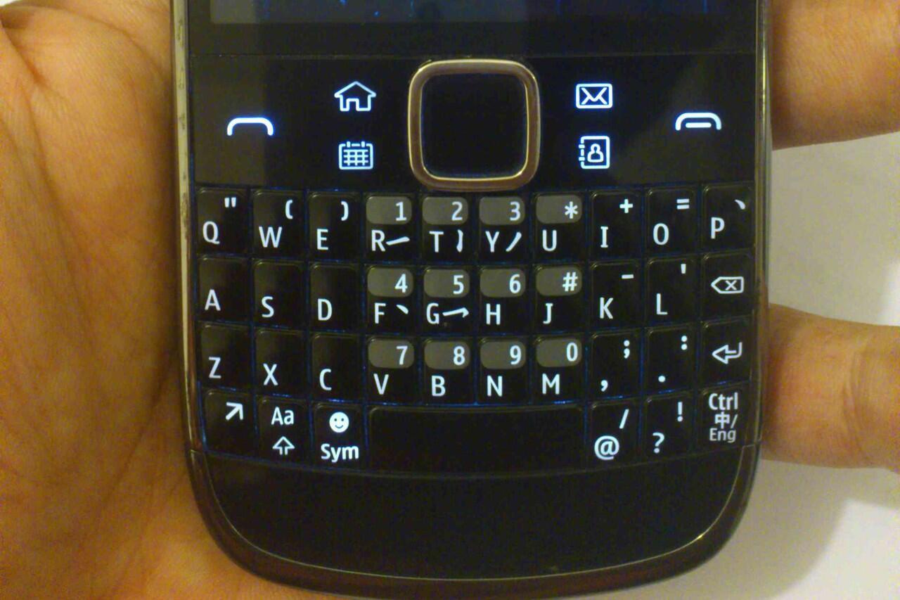 Sony Experia Ray & Nokia E6-00 Belle