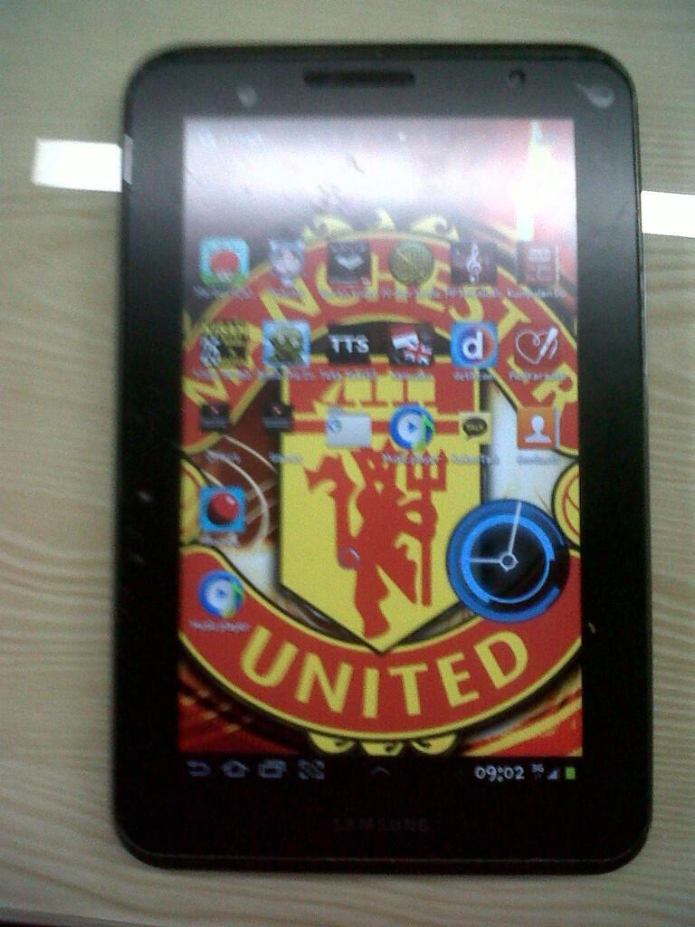 Samsung Galaxy Tab 2 7 inch GT-P3100 Black 16 GB