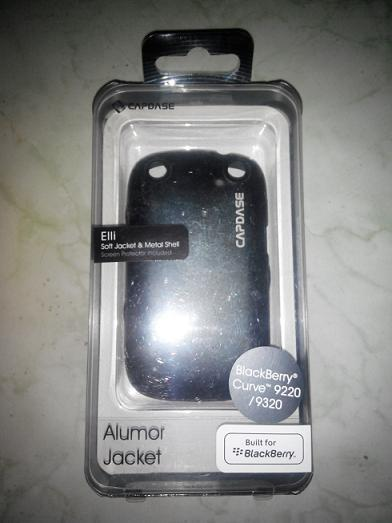 BB Blackberry Curve Armstrong 9320 White Garansi TAM Palembang