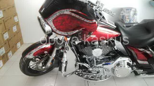 Harley Davidson Street Glide 2011