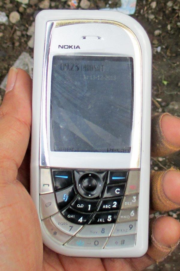 Jual Paket HP Jadul PAKET 171213: Nokia 7610, 3500c, 6230i, 6600, 1650