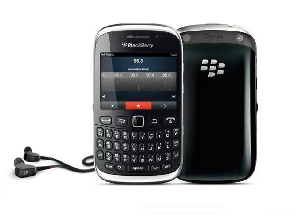 Blackberry Amstrong CDMA Mulus Nego Halus
