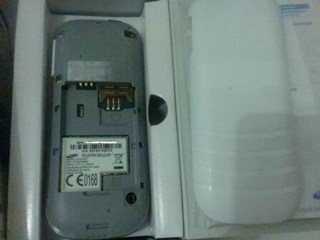 Jual Blackberry Onyx 1 (Bold 9700) Gratis Samsung Keystone 2