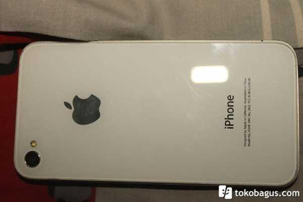 WTS Iphone 4g CDMA 8gb White