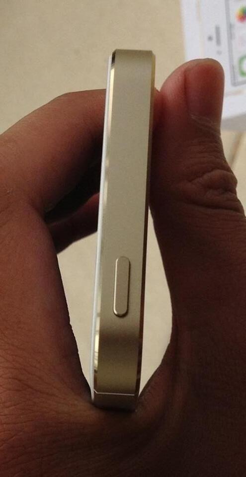 WTS Iphone 5s 32gb Fu Gold BNOB Cod Bandung