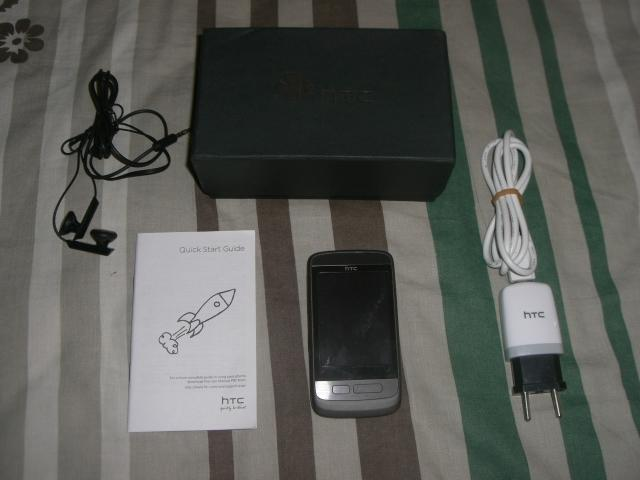 HTC TOUCH 2 T3333 ( IMPOR & BARU )