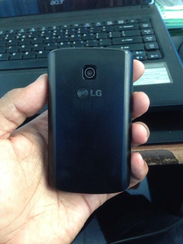 LG L1 II warna Black