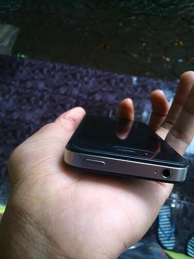 Apple iPhone 4G 16GB CDMA Black ex US Verrizon Mulus [jogja]