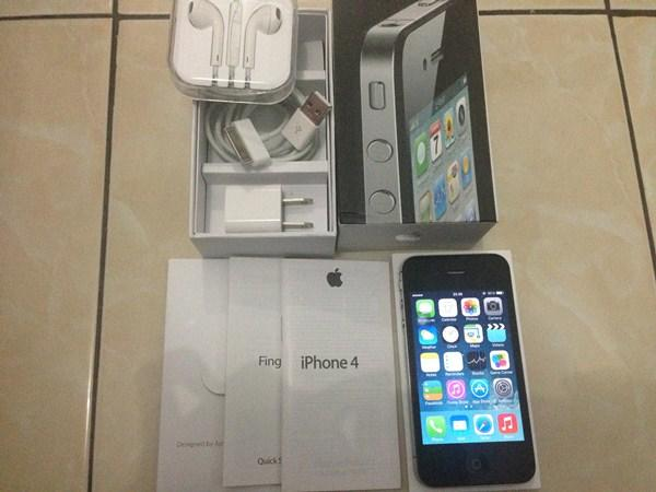 iphone 4G 16GB CDMA mulus murah Bandung