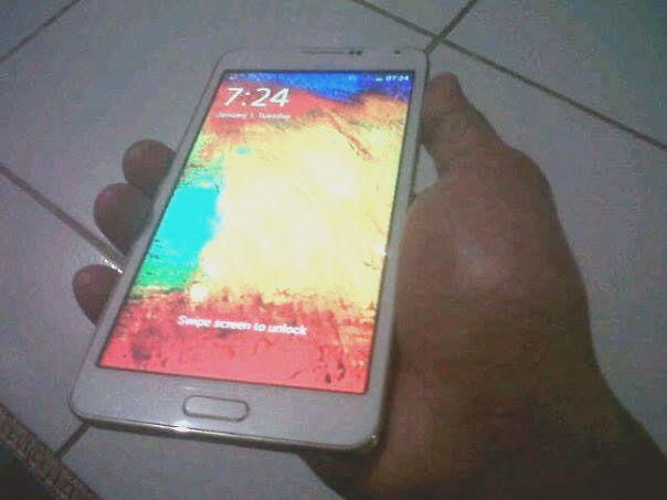 WTS Samsung Galaxy Note 3 5,5 inchi Supercopy Murah