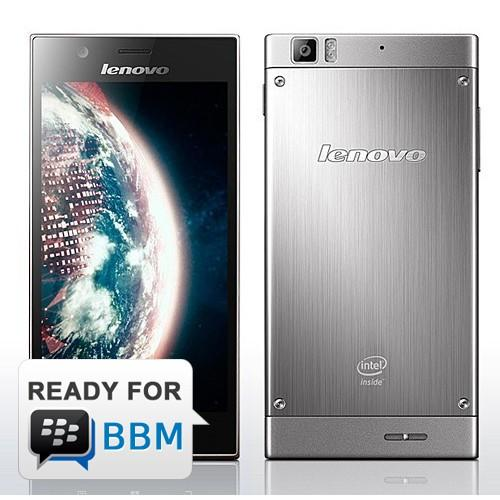 Lenovo K900 - Steel Grey {READY FOR BBM}
