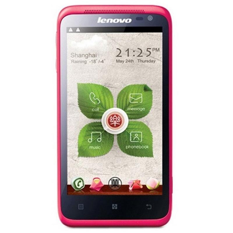 Lenovo S720 Pink/White {READY FOR BBM}