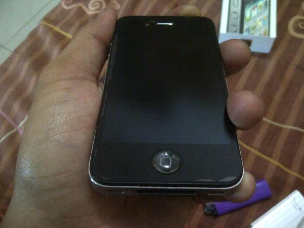 wts iphone 4s 32gb FU fullset