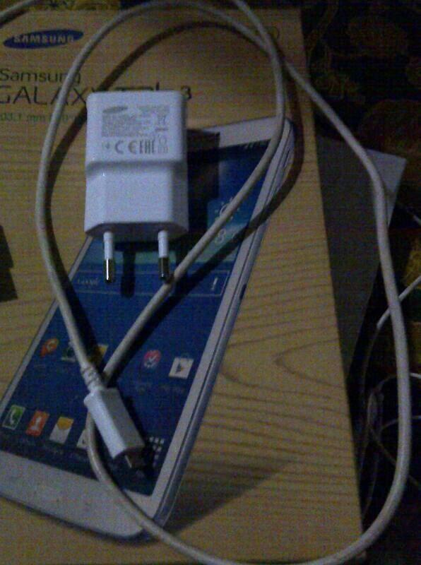 Samsung Galaxy Tab 3 SM- T311 like a new 97% ex cewek
