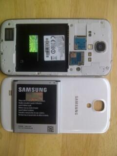 Samsung S4 16gb white original murah cekidot gan