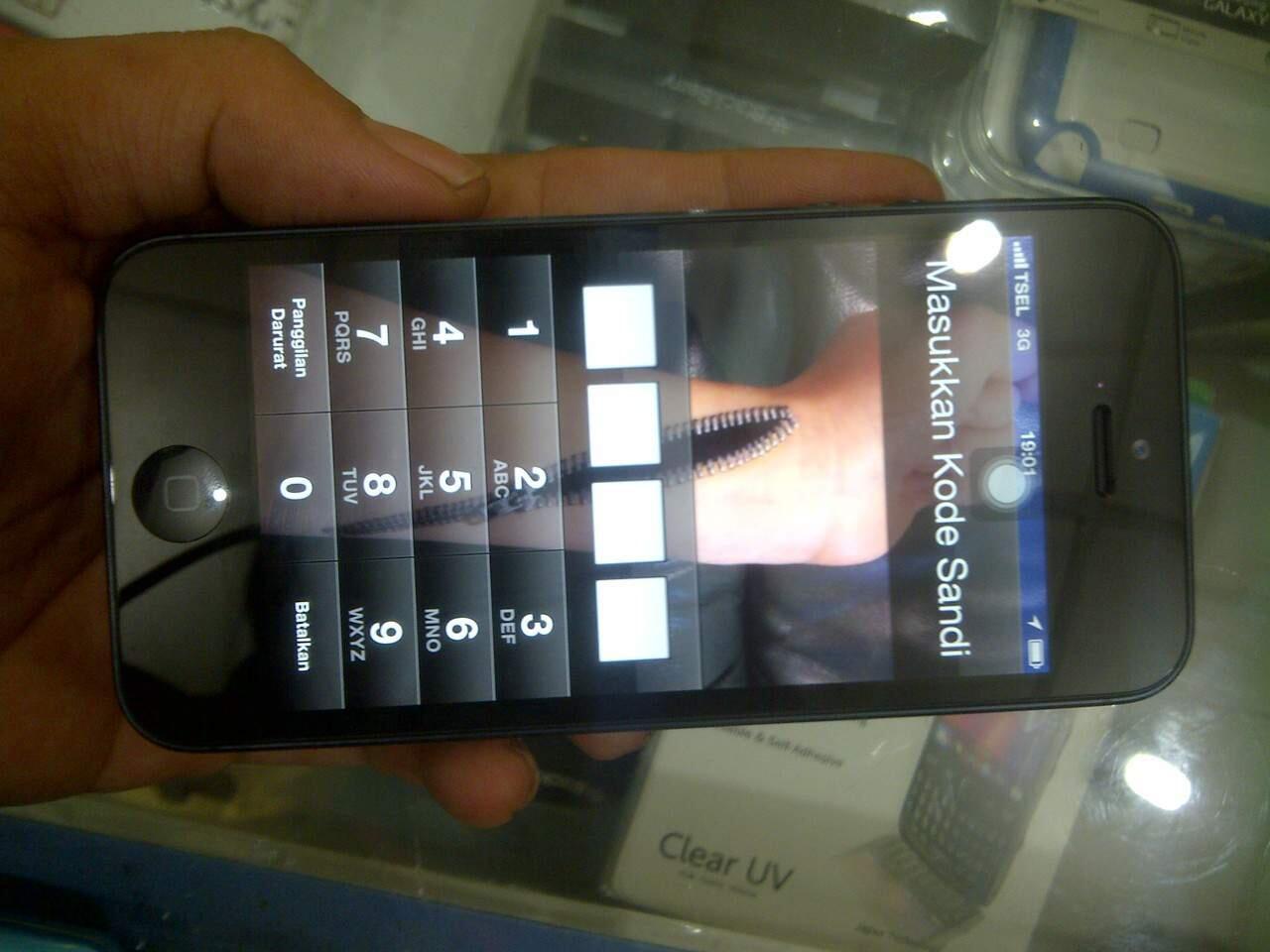 JUAL APPLE IPHONE 5S & 4S 16GB ASLI ORIGINAL + BARU + HRG DI JAMIN 100% MURAH