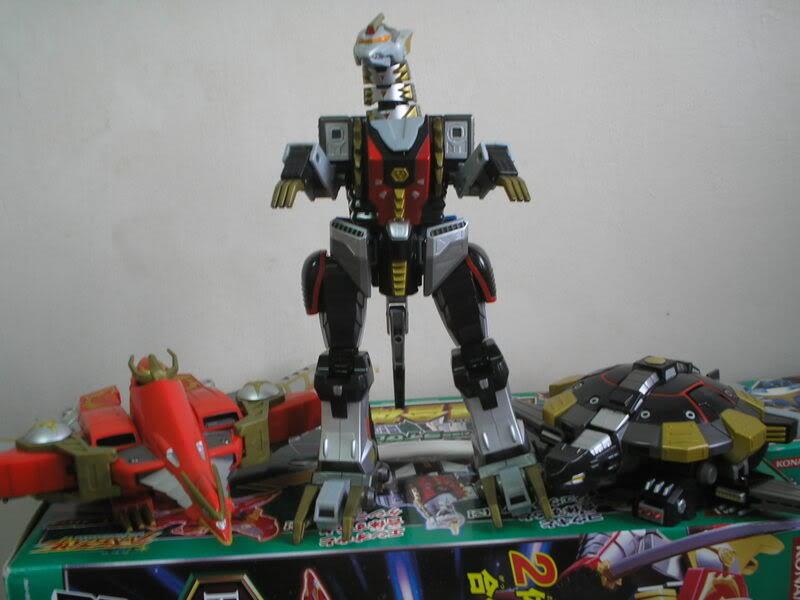 WTB JUSTRISER ROBOT