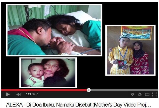Kuatkah anda menyaksikan video ini tanpa menangis?