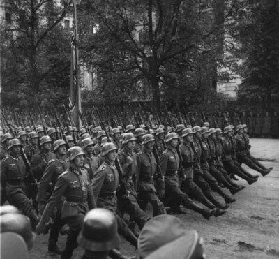 [CEKIDOT] Inilah 18 Hal Yang Akan Terjadi Jika Jerman Menang PD II