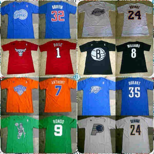 Tshirt CelticBullsHeatPacersLakersBrooklynNewYorkOKCClippers Galeri Basket Yogyakarta