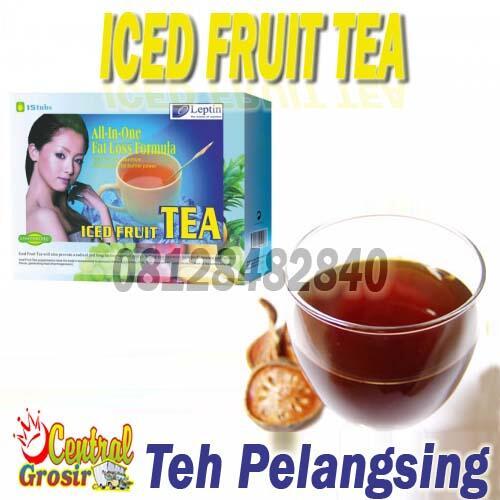 Iced Fruit Tea (Teh Pelangsing) Pin BB 2A6D5B30