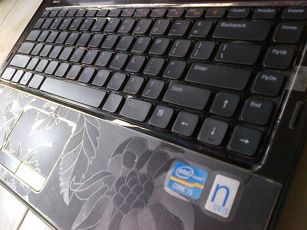 Jual Dell Inspiron N4110 i5 | 4GB | 640GB | ATI 1GB | Surabaya