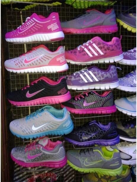 [WTS] Sepatu Nike - Adidas - New Balance - Flat Shoes - Sneakers harga terjangkau !