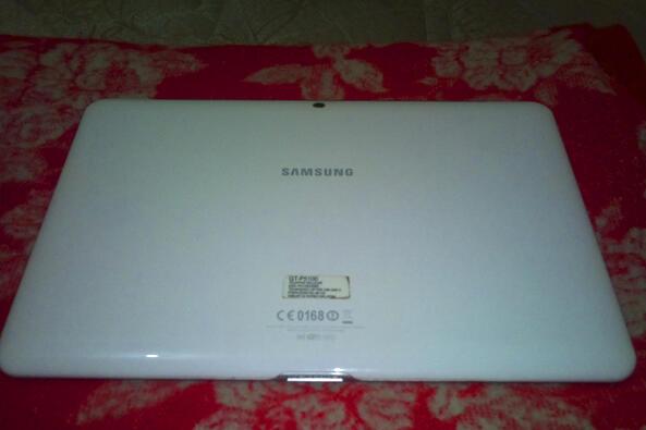 samsung galaxy tab 2 10.1 (GT-P5100) 16 GB putih batangan