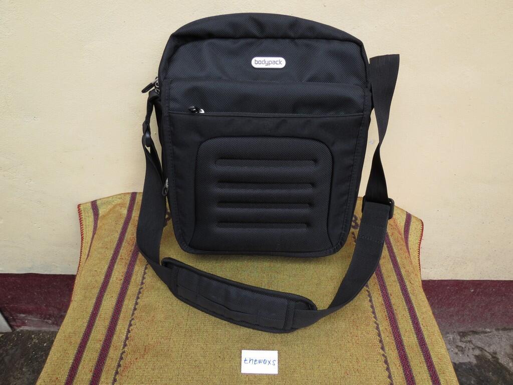 Harga Jual Tas Bodypack Selempang 3133 10 V Synoptic Travel Pouch 30 Black Pria Terjual Gultor 76 Kecil Untuk Laptop