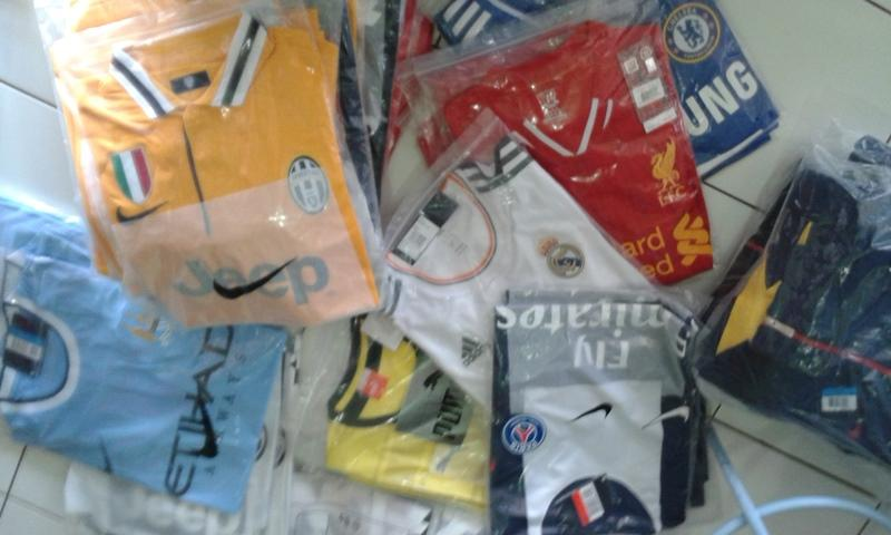 Ready Stock Jersey Club Grade Ori