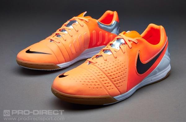 PREORDER ! SEPATU FUTSAL NEW NIKE CTR360 LIBRETTO III IC ORANGE ! BNIB LIMITED !