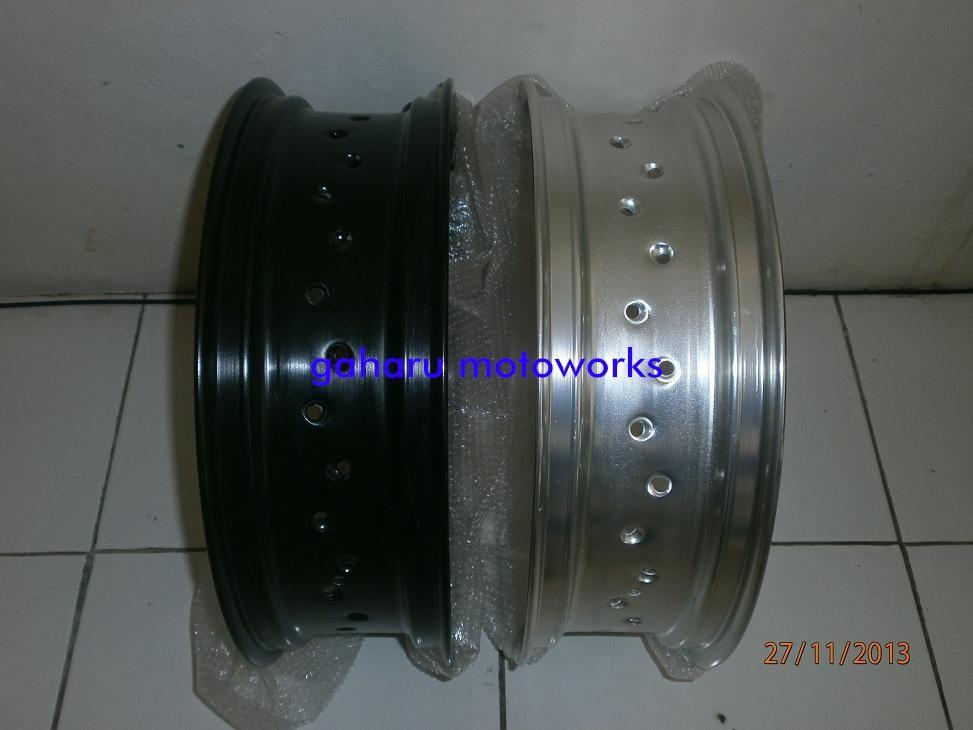 Velg Aluminium Baros Lebar 5 inci