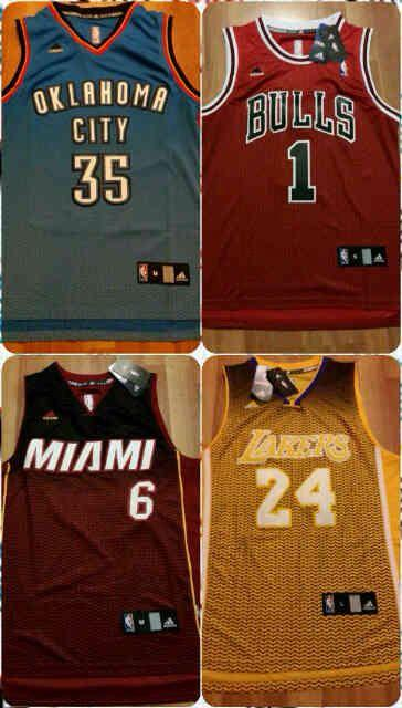 Jersey Revo30 Lakers Bulls Heat OKC Spurs   Galeri Basket Yogyakarta   Jogja