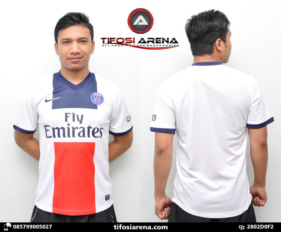 TIFOSI ARENA - Jersey KW Thailand PSG Away 2013-2014