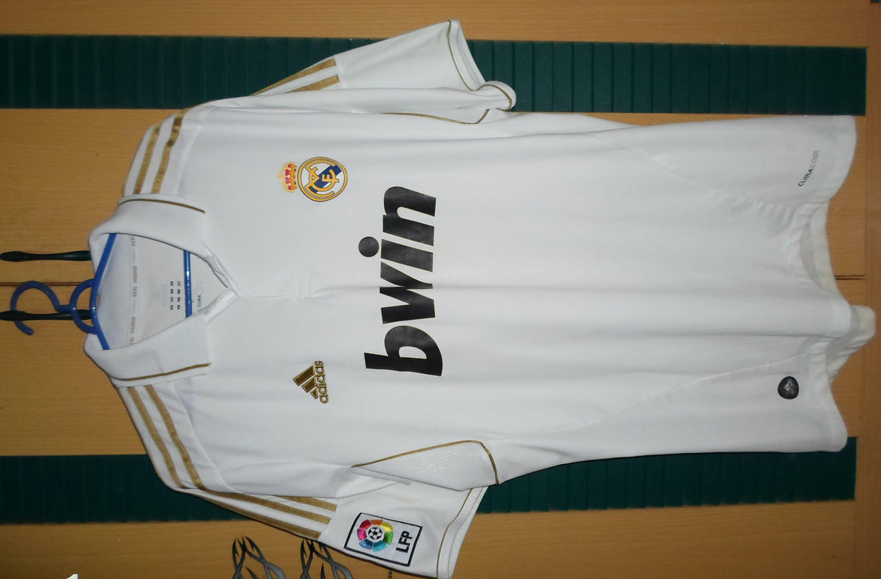Jersey Real Madrid Home 11/12