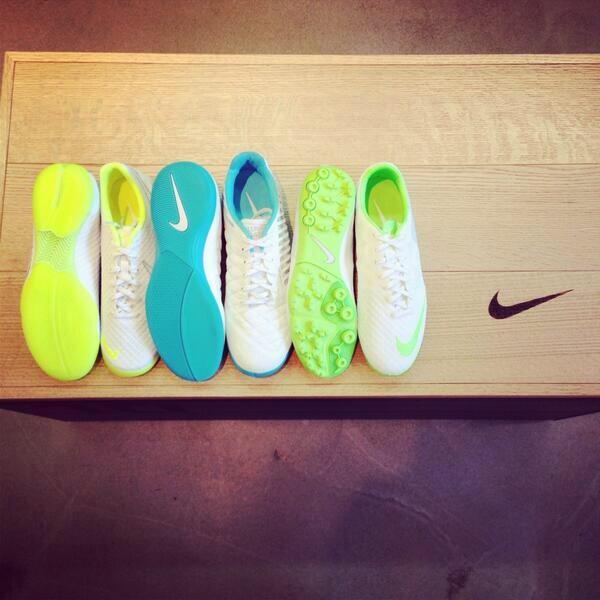 Preorder New Sepatu Futsal Nike Elatsico Finale II White ! BNIB Limited !