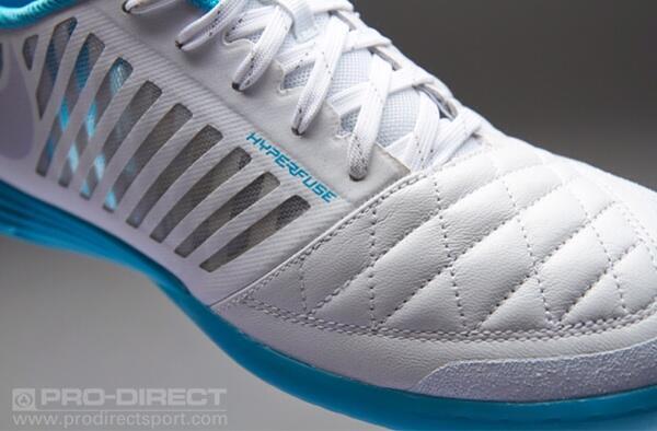 Preorder Brand New Sepatu Futsal Nike Lunar Gato II White ! BNIB Limited !