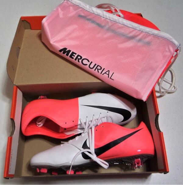 BIGSALE ! Sepatu Bola Nike Mercurial Vapor 8 FG ! Limited BNIB 41-46 !