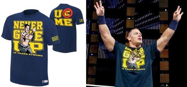 Tshirt WWE murah ! Jual karena gak laku soalnya size XL