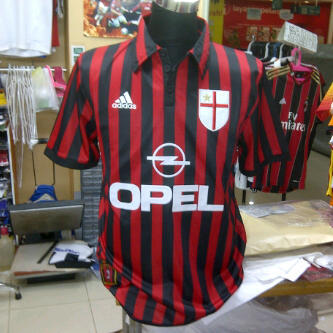AC MILAN HOME,AWAY,RETRO CENTENARY,MEDIOLANUM,SOLO FERTE,OPEL,COUPPLE,HUDDIE,JACKET