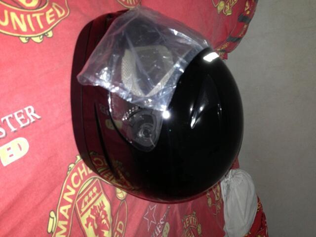Helm Honda Fullface New