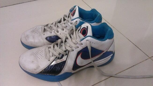 Sepatu Basket Original Kevin Durant KD3 Murahhhhh Bangettt