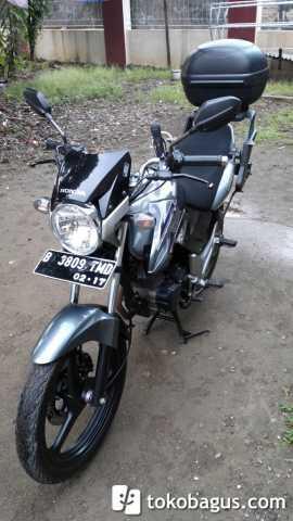 MOTOR HONDA TIGER 2012 MURAH + BONUS BOX, WING RACK, DAN BANYAK LAGI