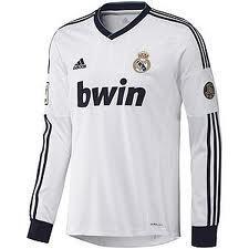 [BELI] Jersey Kaos Madrid home 2012