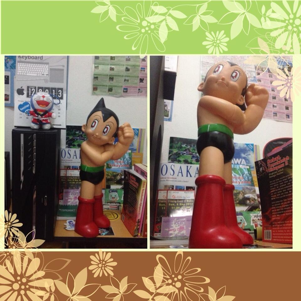 Figure Astro Boy