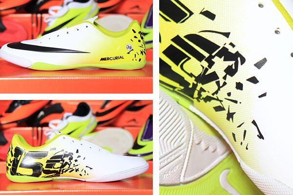 Nike159 putih hijau
