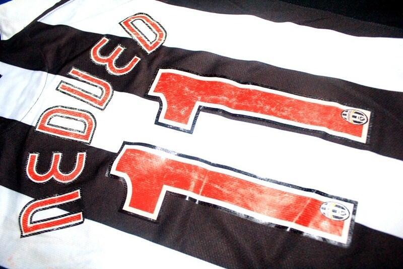 WTS JERSEY JUVE 2007/2008
